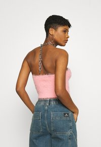 The Ragged Priest - LINKED - Top - pink - 2