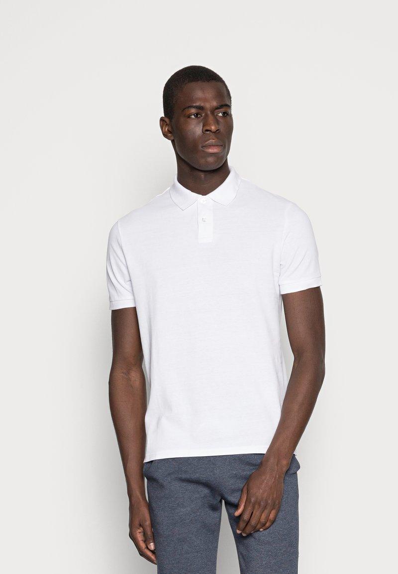 Pier One - Polo shirt - white