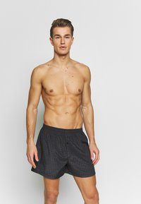 Pier One - 5 PACK - Boxershorts - black - 2