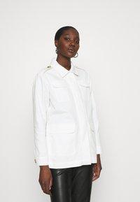 DAY Birger et Mikkelsen - DAY CACTUS - Summer jacket - ivory - 0