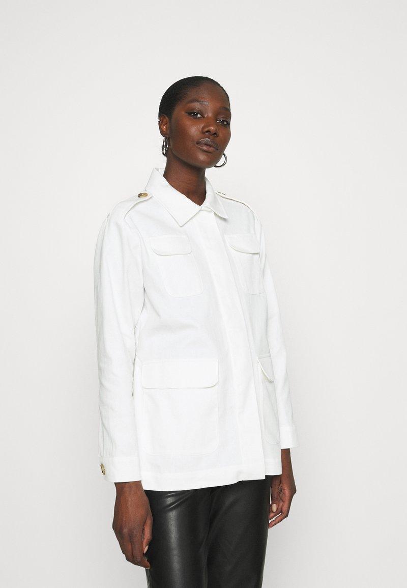 DAY Birger et Mikkelsen - DAY CACTUS - Summer jacket - ivory