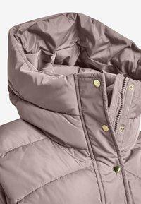 Next - Winter coat - mauve - 3