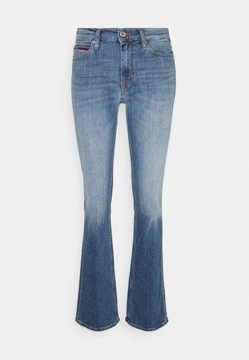 MADDIE BOOTCUT - Bootcut jeans - blue denim