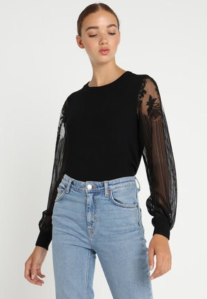 ONLVIKTORIA - Jumper - black