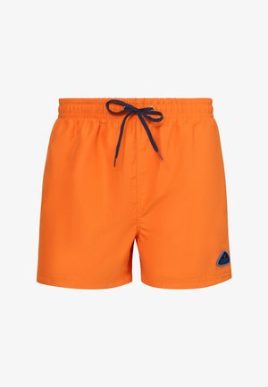 Swimming shorts - orange/cobalt