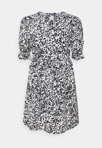 ONLOLYMPIA SHORT DRESS - Denní šaty - black