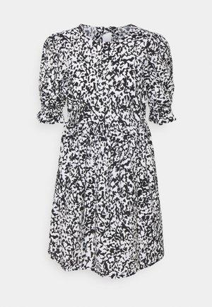 ONLOLYMPIA SHORT DRESS - Vestido informal - black