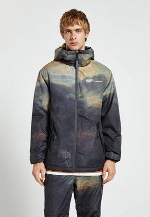 Light jacket - dark grey