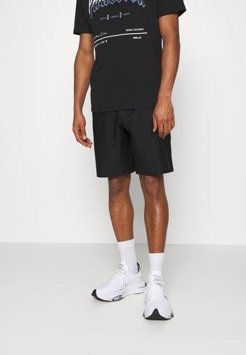 Shorts - black/black