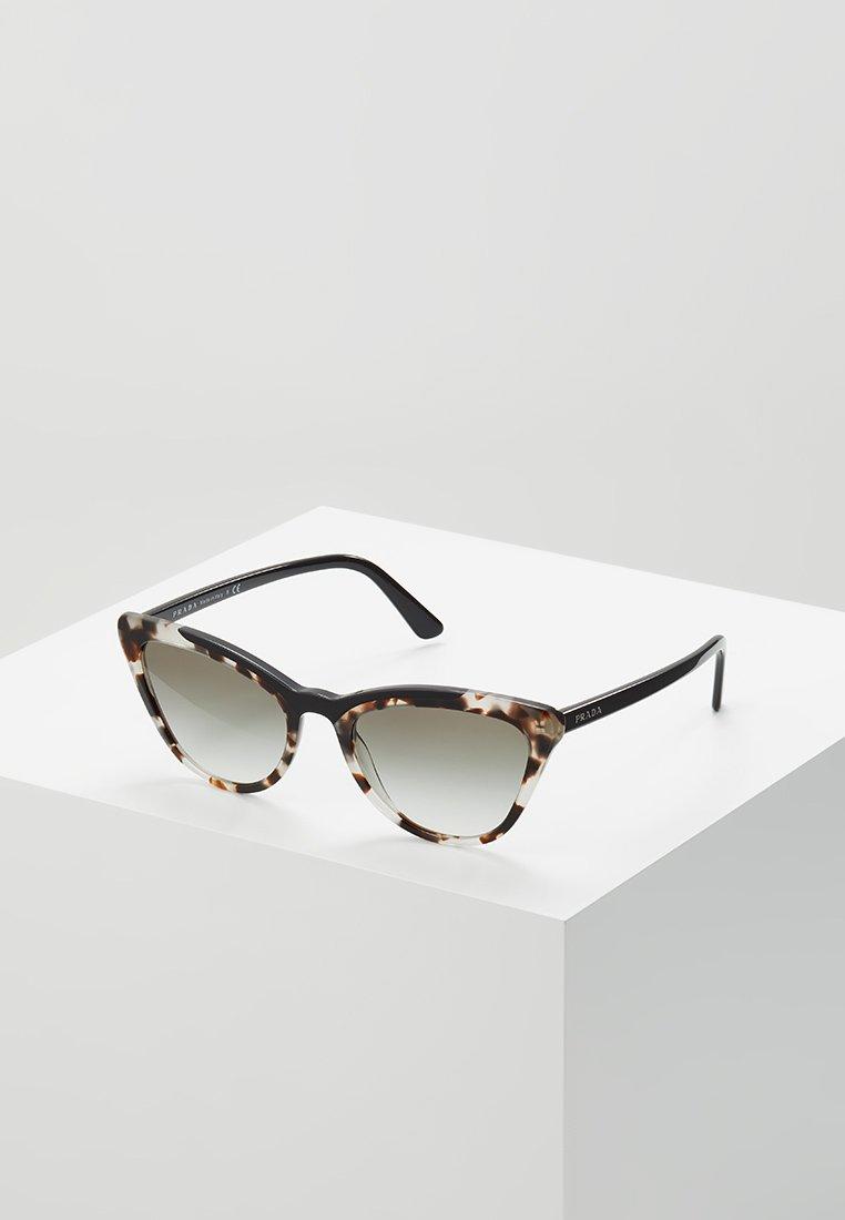 Prada - Sunglasses - brown/black