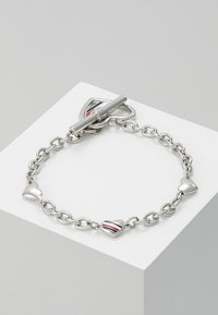 Tommy Hilfiger - FINE - Bransoletka - silver-coloured - 2