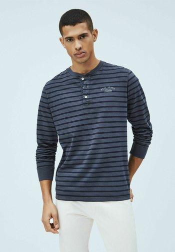 WYATT - Long sleeved top - thames