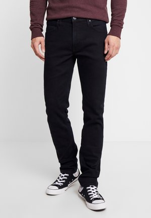 DAREN ZIP FLY - Straight leg jeans - blue black wood