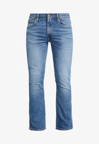 Lee - TRENTON - Bootcut jeans - blue denim - 3