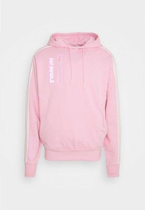 NINJA HOODIE UNISEX - Sweatshirt - true pink