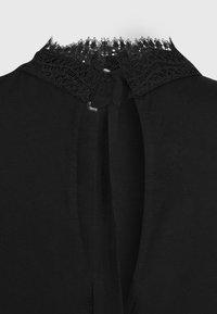AllSaints - TIER DRESS - Vestido largo - black - 3