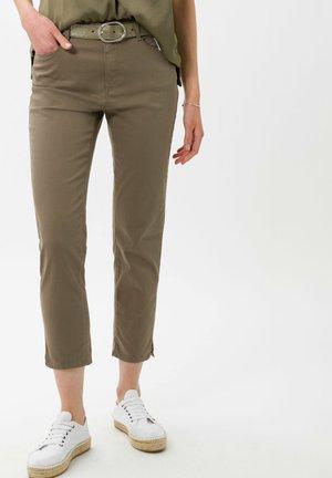 STYLE MARY  - Trousers - khaki