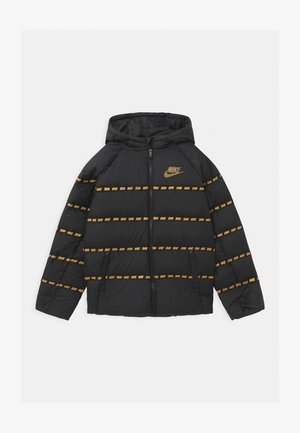 UNISEX - Light jacket - black/metallic gold