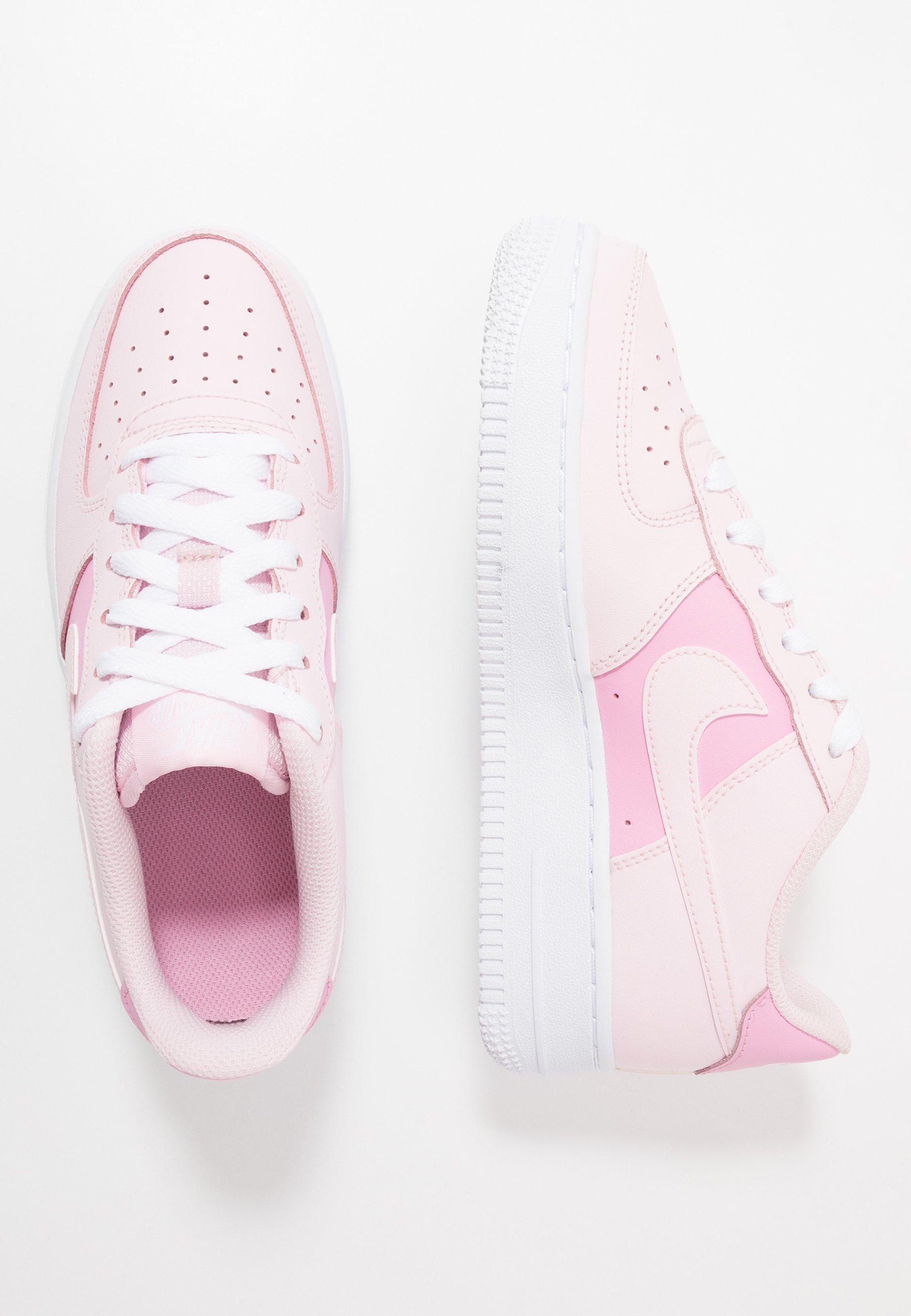Nike Sportswear AIR FORCE 1 - Sneakers basse - pink foam/white ...
