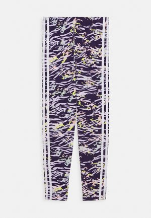 Leggings - Hosen - dark purple