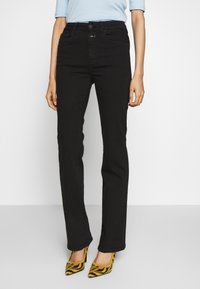 CLOSED - LEAF - Relaxed fit jeans - black - 0
