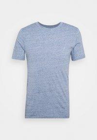 Jack & Jones - Basic T-shirt - faded denim - 4