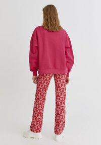 PULL&BEAR - Sweatshirt - mottled pink - 2