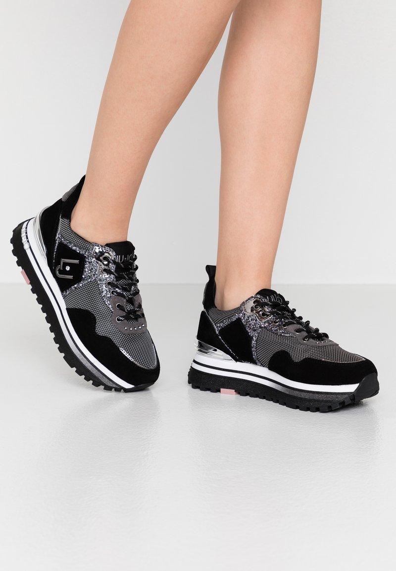 Liu Jo Jeans - MAXI  - Sneakersy niskie - black