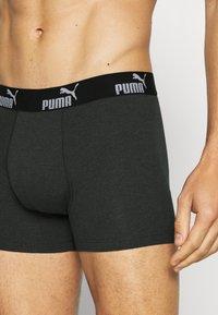 Puma - BASIC PROMO 4 PACK - Pants - black - 4