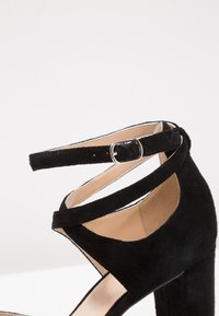 Anna Field - LEATHER CLASSIC HEELS - Klassiska pumps - black - 2