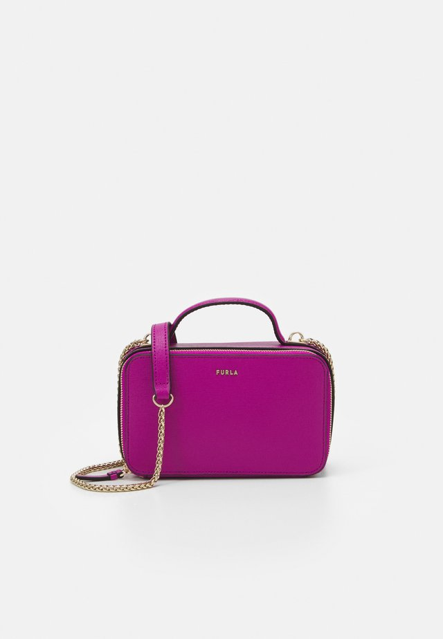 BABYLON MINI CROSSBODY - Umhängetasche - flamingo purple
