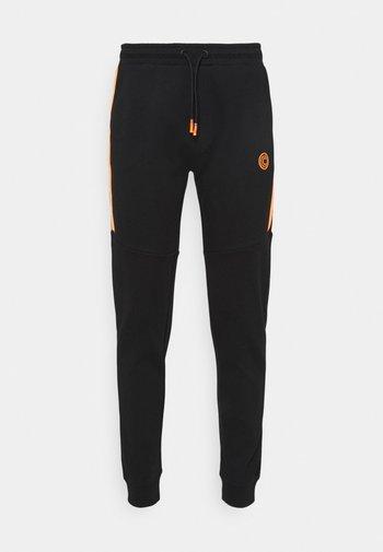 BRUZZ  - Pantaloni sportivi - black