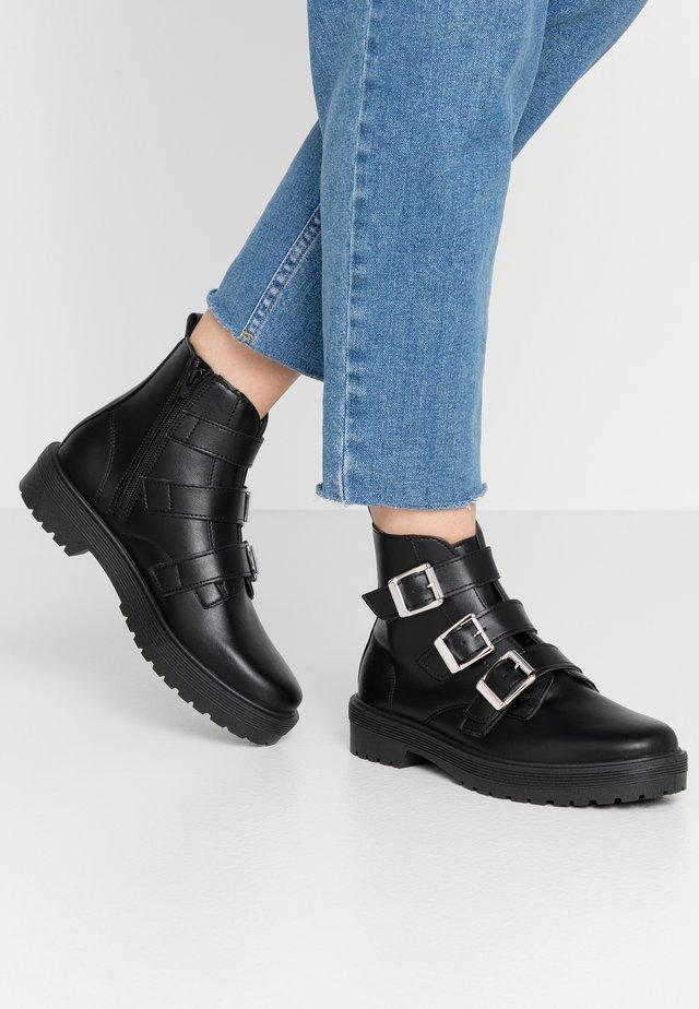 APHID - Boots à talons - black
