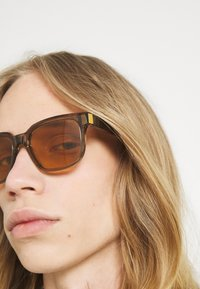 Dunhill - UNISEX - Sunglasses - brown/yellow - 1