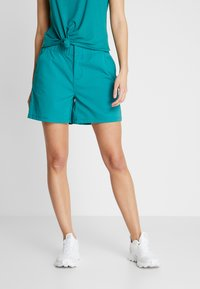 Columbia - FIRWOOD CAMP SHORT - Sports shorts - waterfall - 0