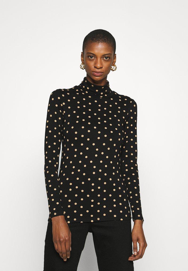 Dorothy Perkins - Long sleeved top - black