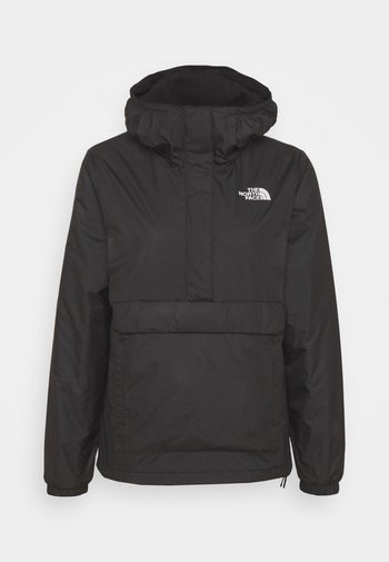 INSULATED FANORAK - Giacca outdoor - black
