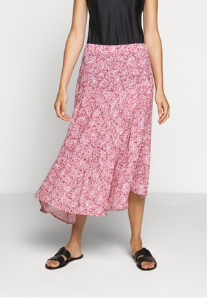REIANA SKIRT - A-line skirt - pink/multi