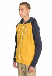 Quiksilver - EVERYDAY - Zip-up sweatshirt - honey - 3