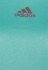 adidas Performance - UFORU  - Long sleeved top - mint ton - 2