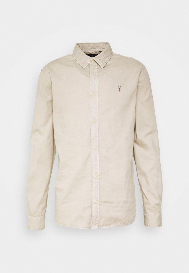 REDONDO - Overhemd - dune taupe