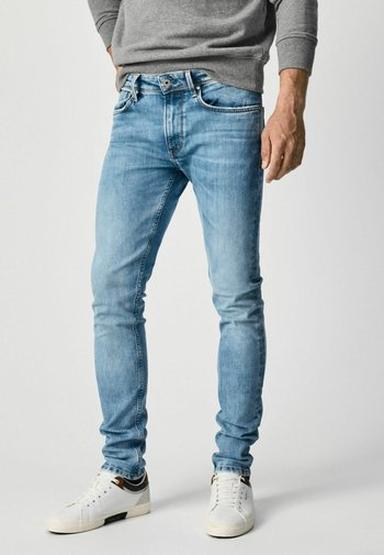FINSBURY - Slim fit jeans - denim