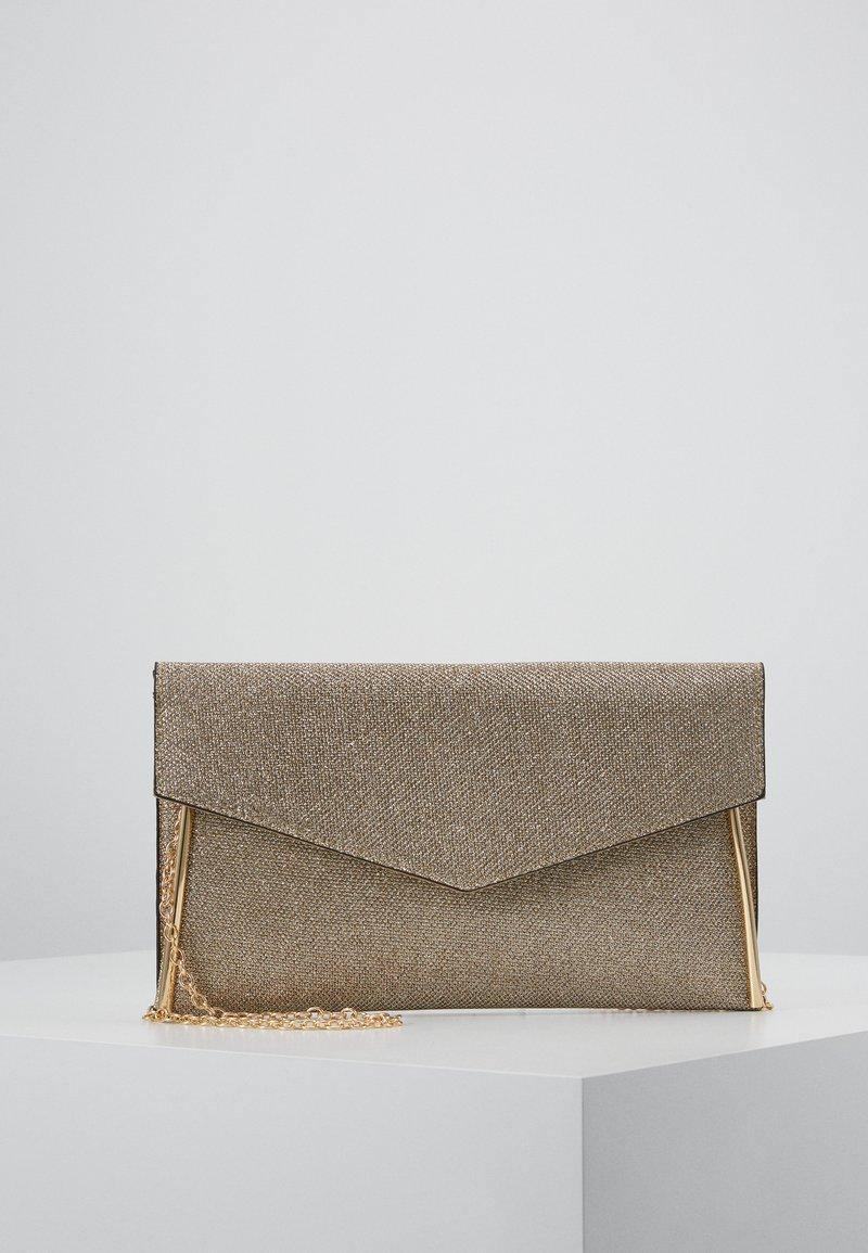 New Look - ALANA - Kuvertväska - gold