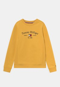Tommy Hilfiger - ARTWORK - Felpa - midway yellow - 0