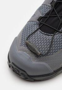 Salomon - X ULTRA 4 GTX - Hiking shoes - quiet shade/black - 5