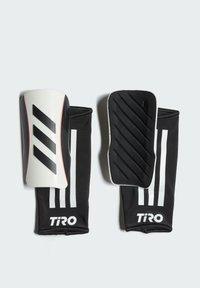 adidas Performance - TIRO LEAGUE SCHIENBEINSCHONER - Shin pads - white - 2