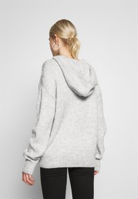 Nly by Nelly - HODDIE - Jersey de punto - grey - 2