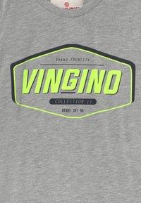Vingino - JAFARO - Long sleeved top - grey - 2