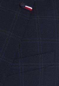 Tommy Hilfiger Tailored - FLEX CHECK SLIM FIT SUIT - Costume - blue - 7