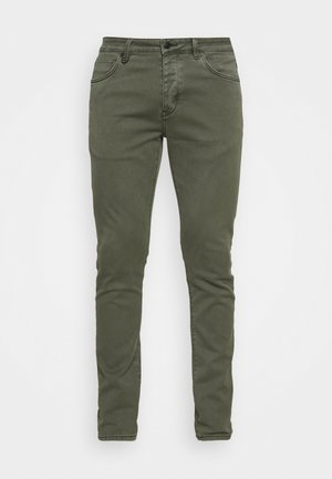 LOU - Džíny Slim Fit - liberte green